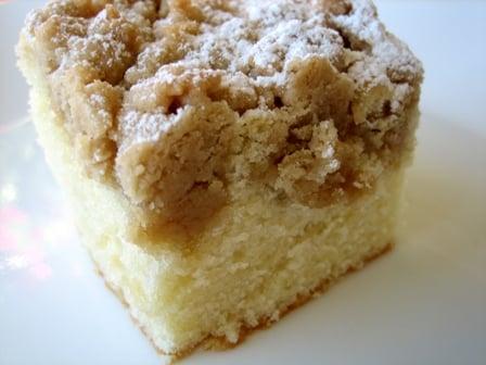 New York Crumb Cake Recipe From Scratch