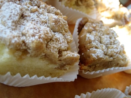 New York-Style Crumb Cake | Brown Eyed Baker