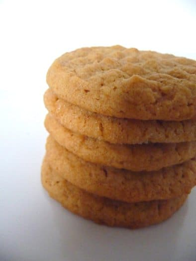 peanut-butter-cookies-stack