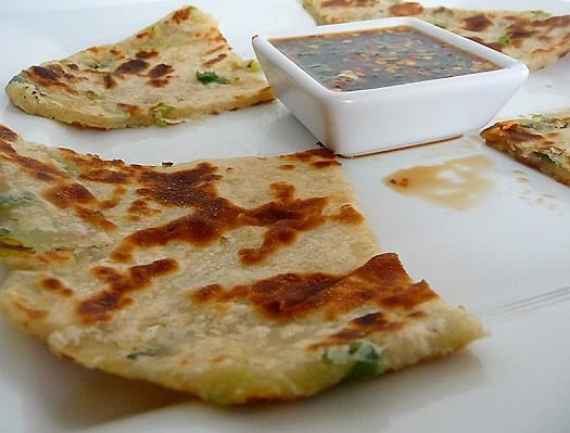 Corn-Scallion Pancakes Recipes — Dishmaps