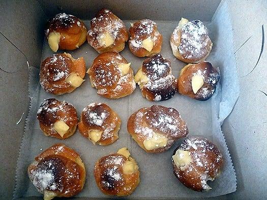 cream-puffs