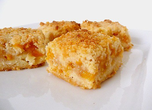peach bars