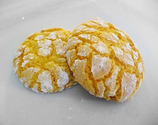 add these Lemon Cookies to