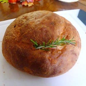 Potato Rosemary Bread | Brown Eyed Baker