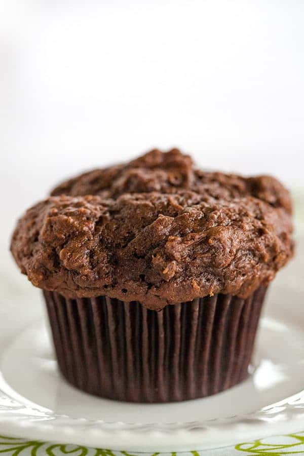Triple Chocolate Chunk Muffins - The perfect excuse for eating ...