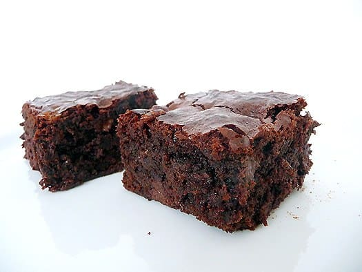 Recipe Secret Ingredient Brownies + King Arthur Flour ...