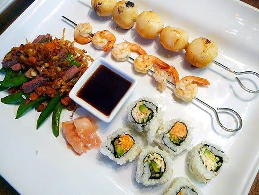 Hanami Platter