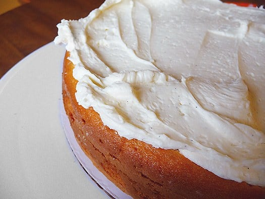 Vanilla Bean Buttercream