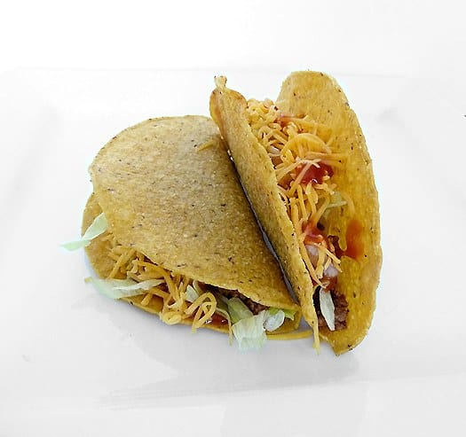 Tacos with Homemade Seasoning Mix