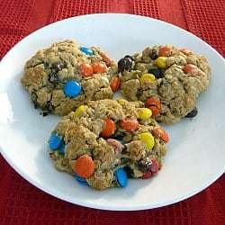 Monster Cookies