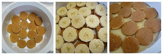 Southern Banana Pudding - Prep