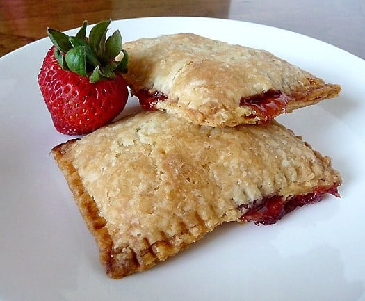 Jason's Everlasting Recipes: Homemade Pop-Tarts (copy cat)