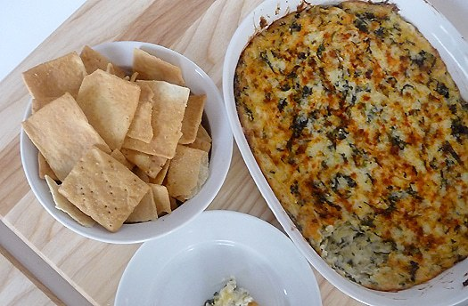 Artichoke Spinach Dip