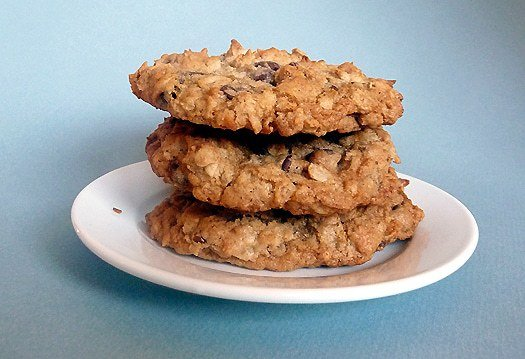Cowboy Cookies | Brown Eyed Baker