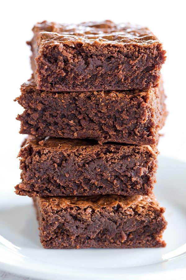 Brownie Recipes Our recipes dense chocolate bar cookie include: our classic brownie recipe, gluten-free brownies, a one-pot brownie recipe, a slow cooker brownie recipe, and even blondies (blonde brownies).