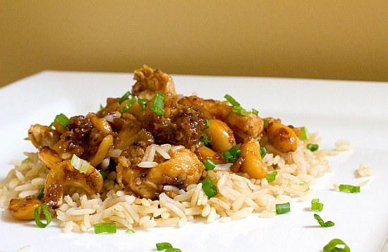 Cashew Chicken Recipe | Chicken Recipe | Brown Eyed Baker