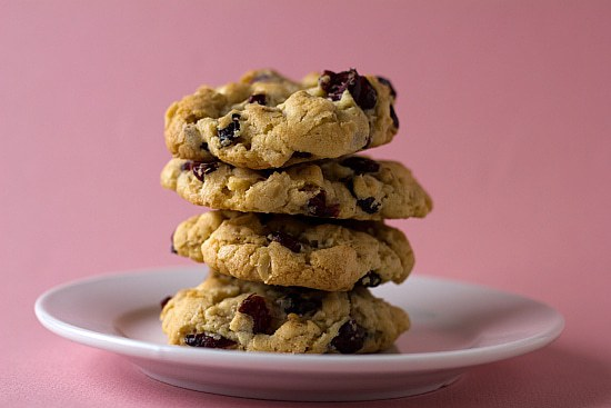 Cranberry White Chocolate Chip Cookies   Cookie Recipes   Brown Eyed ...