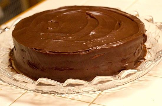 Boston Cream Pie | Brown Eyed Baker
