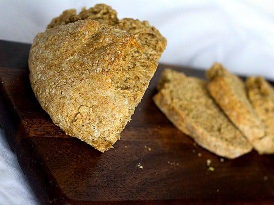 Irish Brown Bread | Brown Eyed Baker