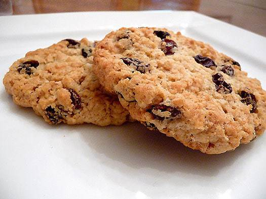 Chewy Oatmeal Raisin Cookies - Top 10 List: Favorite Cookie Recipes | browneyedbaker.com
