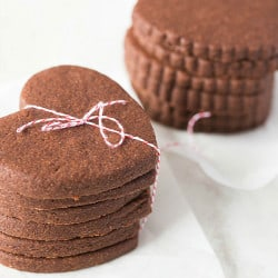 Chocolate Sugar Cookies :: Top 10 List: Favorite Cookie Recipes | browneyedbaker.com