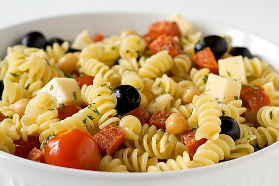 quick-easy-pasta-salad-italian-dressing Clinic