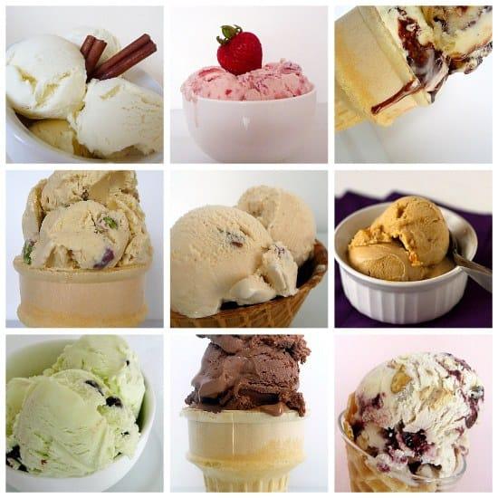 Easy homemade vanilla ice cream recipes for ice cream maker