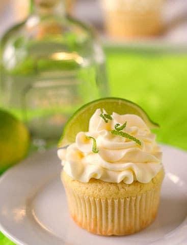 Margarita Cupcakes | browneyedbaker.com