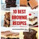 Top 10 List: Favorite Brownie Recipes | browneyedbaker.com
