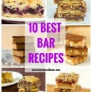 10 Best Bar Recipes | browneyedbaker.com
