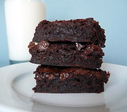 ... brownies. They nailed it, and it's definitely among my favorites