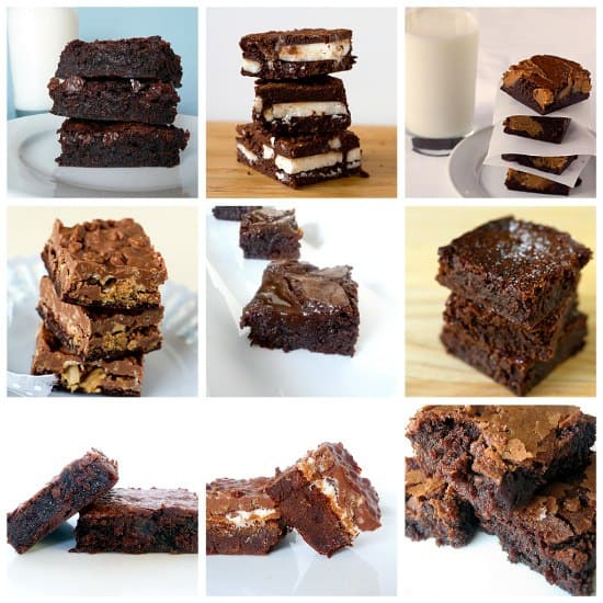 quite possibly one of my favorite top 10 lists brownies they are dense ...