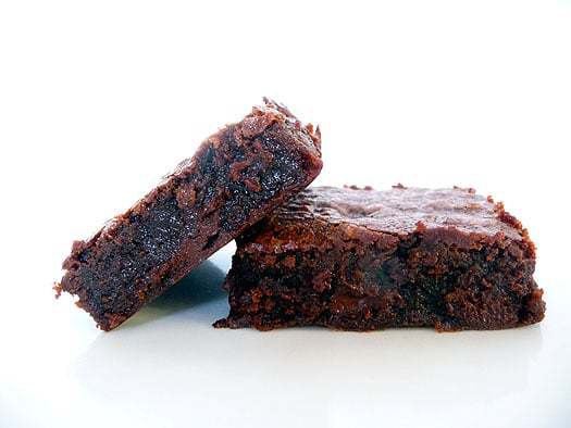 Top 10 Best Brownie Recipes --> Chewy Brownies | browneyedbaker.com