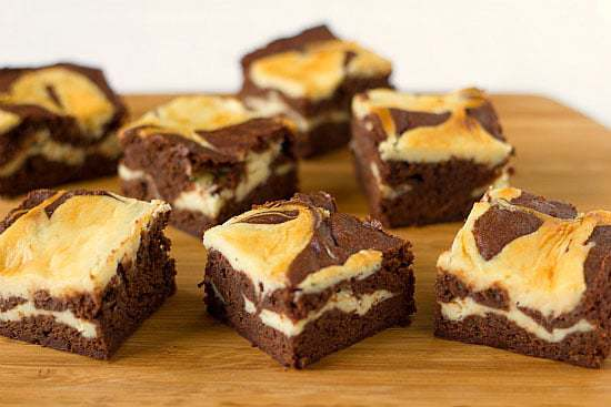 Top 10 Best Brownie Recipes --> Cream Cheese Brownies | browneyedbaker.com