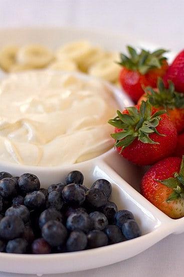 ugli fruit mini fruit tarts