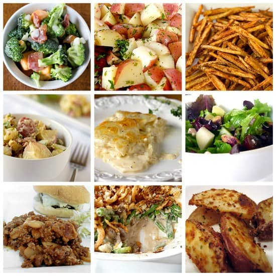 Top 10 Side Dish Recipes