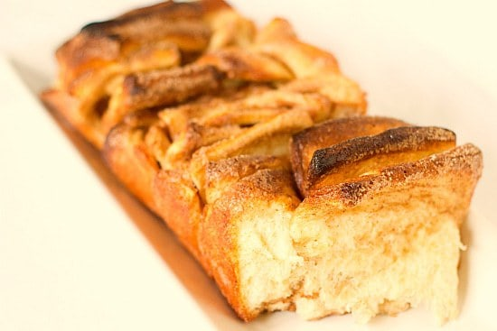 Cinnamon Sugar Pull-Apart Bread | Brown Eyed Baker