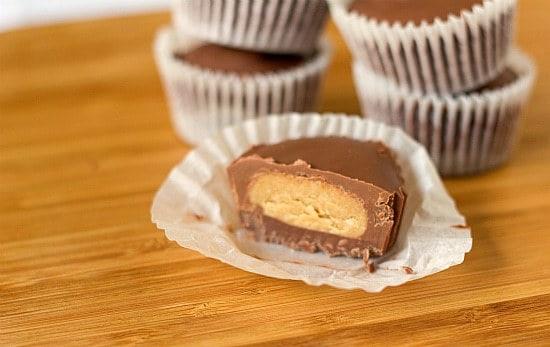 Homemade Peanut Butter Cups | Brown Eyed Baker