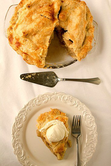 Classic Apple Pie | Brown Eyed Baker