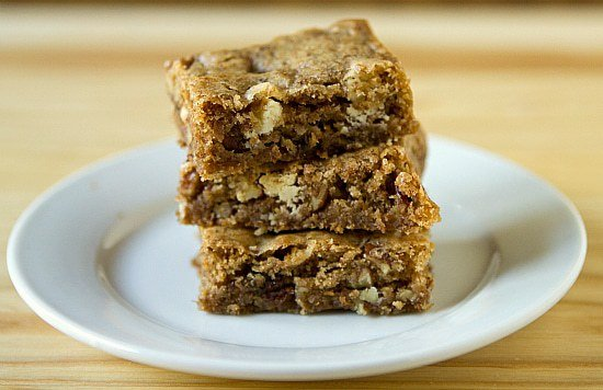 Congo Bars | Brown Eyed Baker