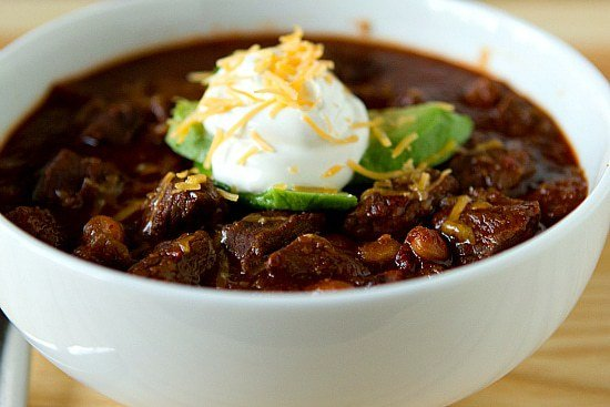 Easy best chili recipe