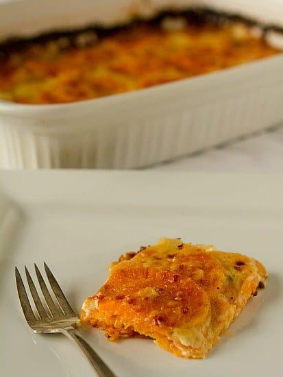gratin swiss chard and sweet potato gratin sweet potato gratin ...
