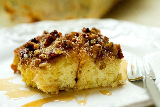 Baked french toast casserole recipe brown eyed baker