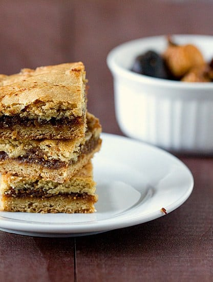 Fig Bars | Homemade Fig Newtons | Brown Eyed Baker
