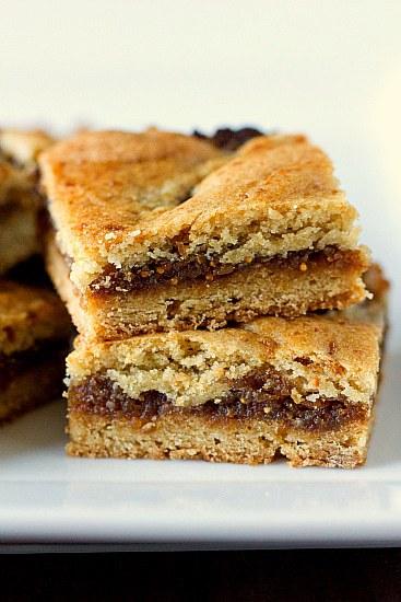 Fig Bars | Homemade Fig Newtons | Brown Eyed Baker