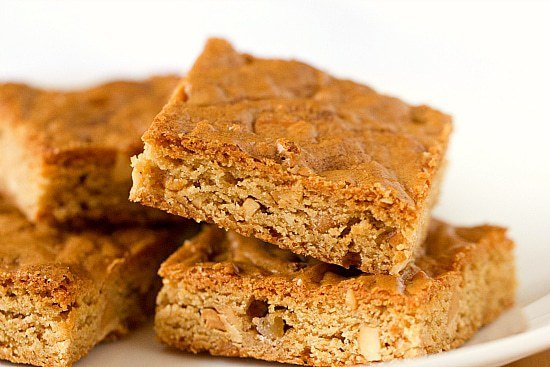 Sweet Potato Peanut Butter Blondies Recipes — Dishmaps