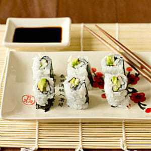 how to cook brown sushi rice