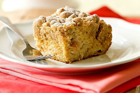 Strawberry Rhubarb Coffee Cake Recipe Allrecipescom | Party ...