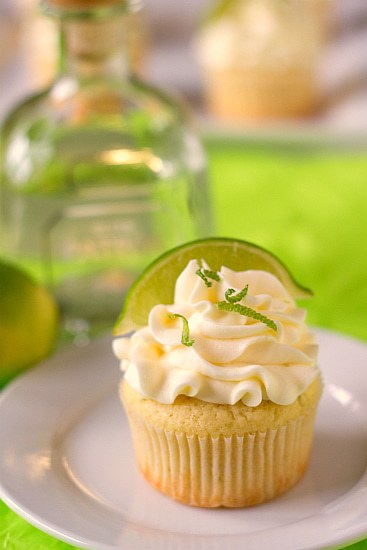 Margarita Cupcakes -- 20 Cinco de Mayo Recipes