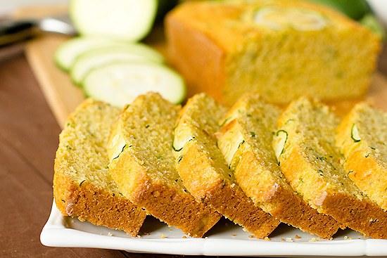 Zucchini Cornbread | Brown Eyed Baker